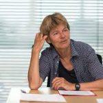 Dr Mariann Bienz, Deputy Director, MRC Laboratory of Molecular Biology